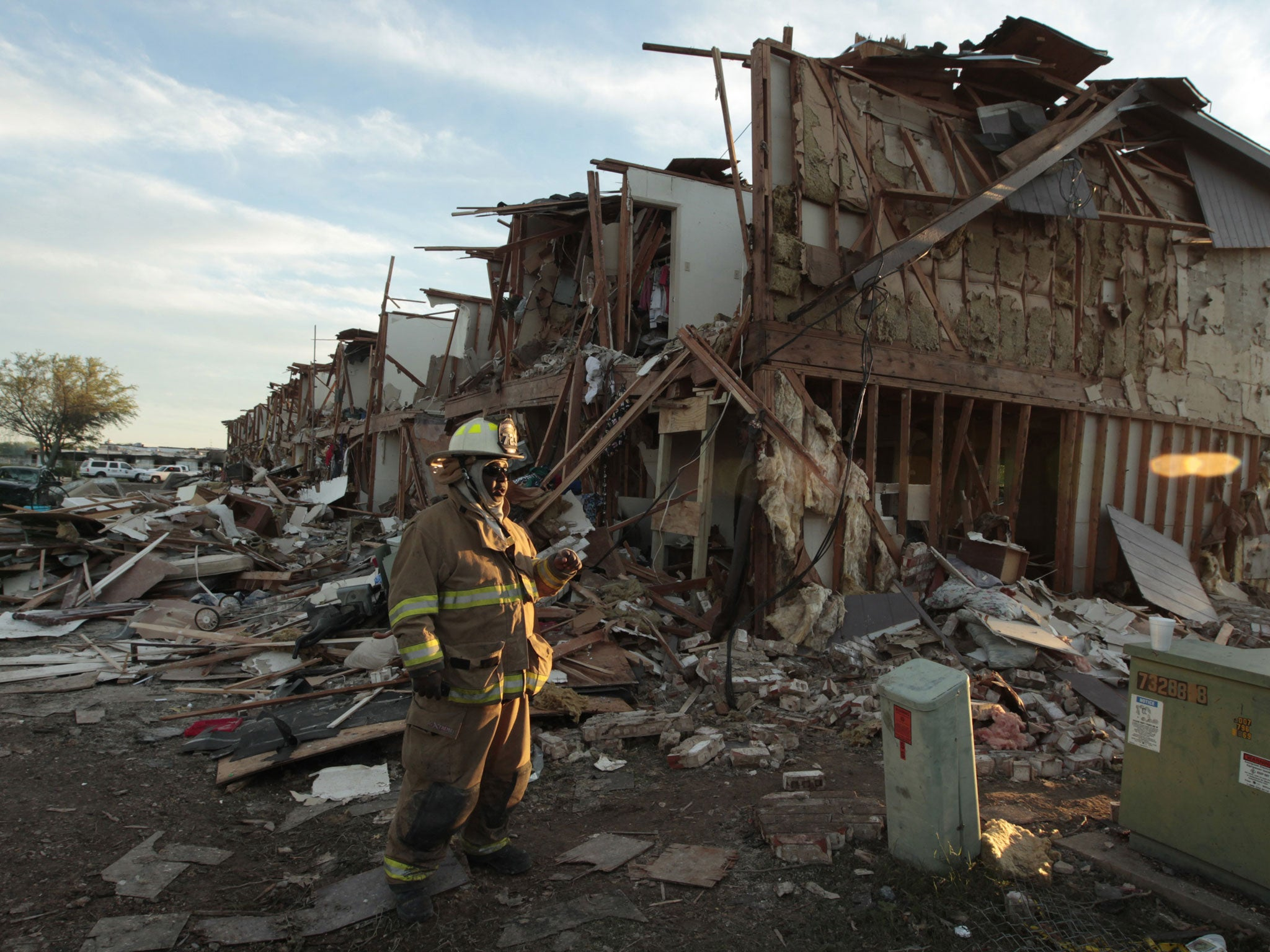 Texas explosion: Plant 'ignored safety rules'   The Independentindependent_brand_ident_LOGOUntitled