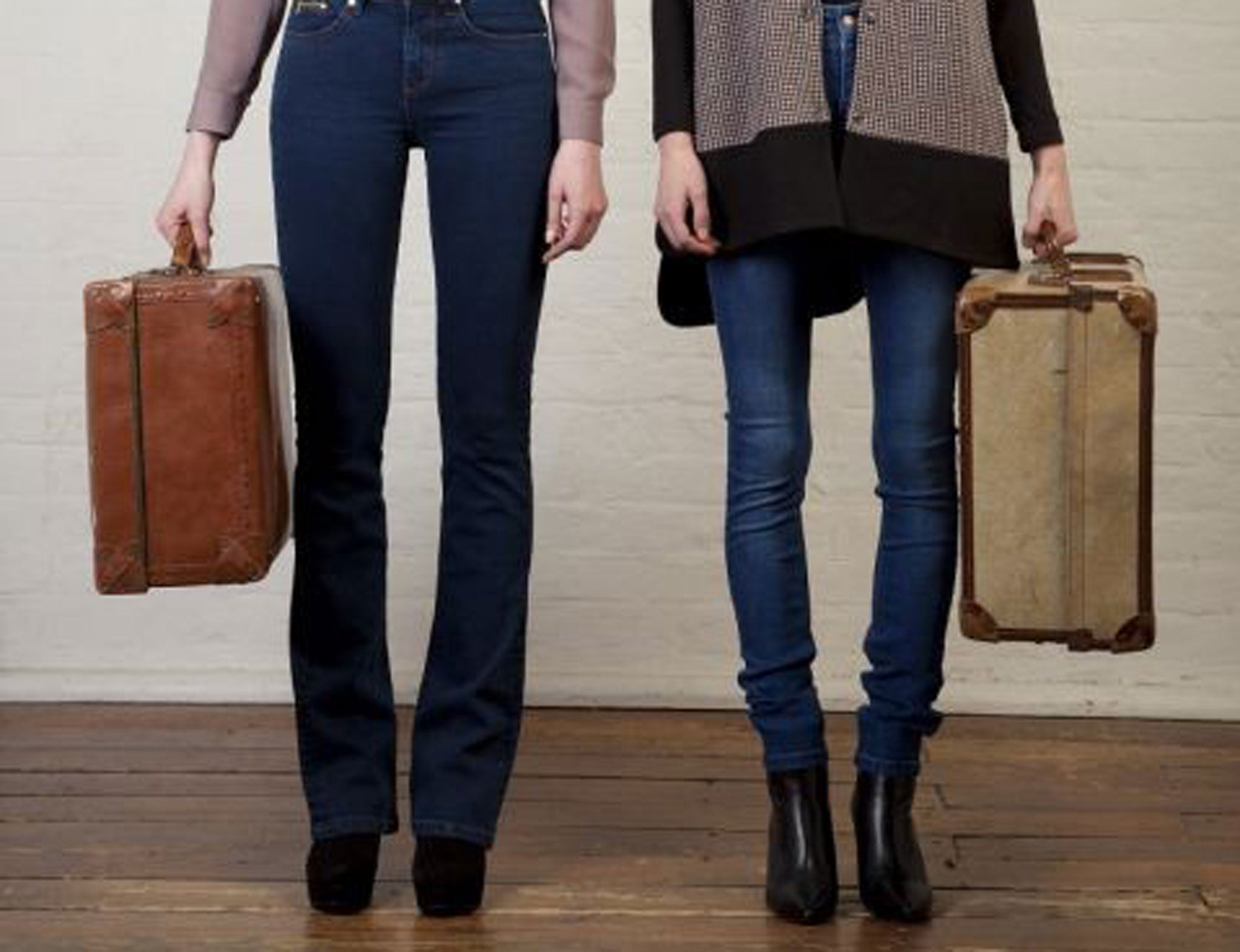 Put the boot in: boot cut jeans | The Independent