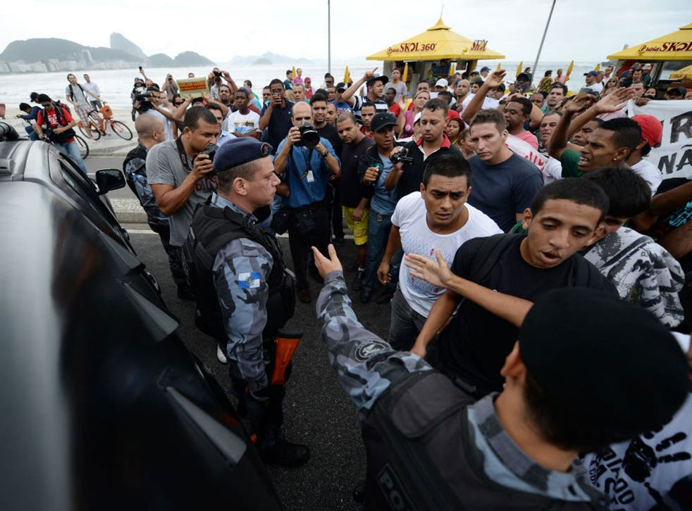 23 Brazilian police officers have been sentenced to 156 years in jail each for their part in a prison massacre that left scores of prisoners dead more than two decades ago.
