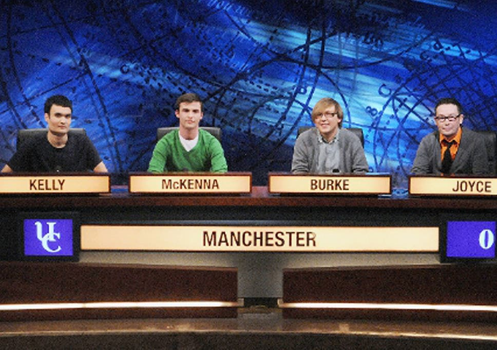 How did Manchester get so good at University Challenge? Fingers on
