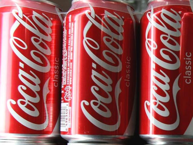 <p>Coke 'cancelled' in North Carolina county</p>