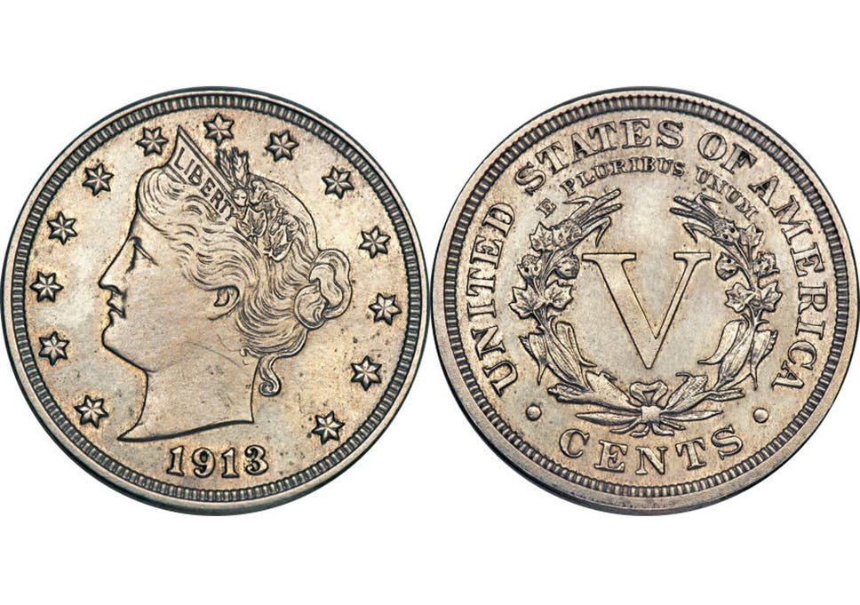 Liberty Head Walton Nickel From 1913 Rakes In More Than 3m At