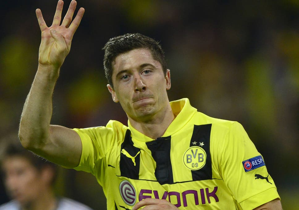 reputable site 2fd15 f43fa By refusing to sell Robert Lewandowski to Bayern Munich ...