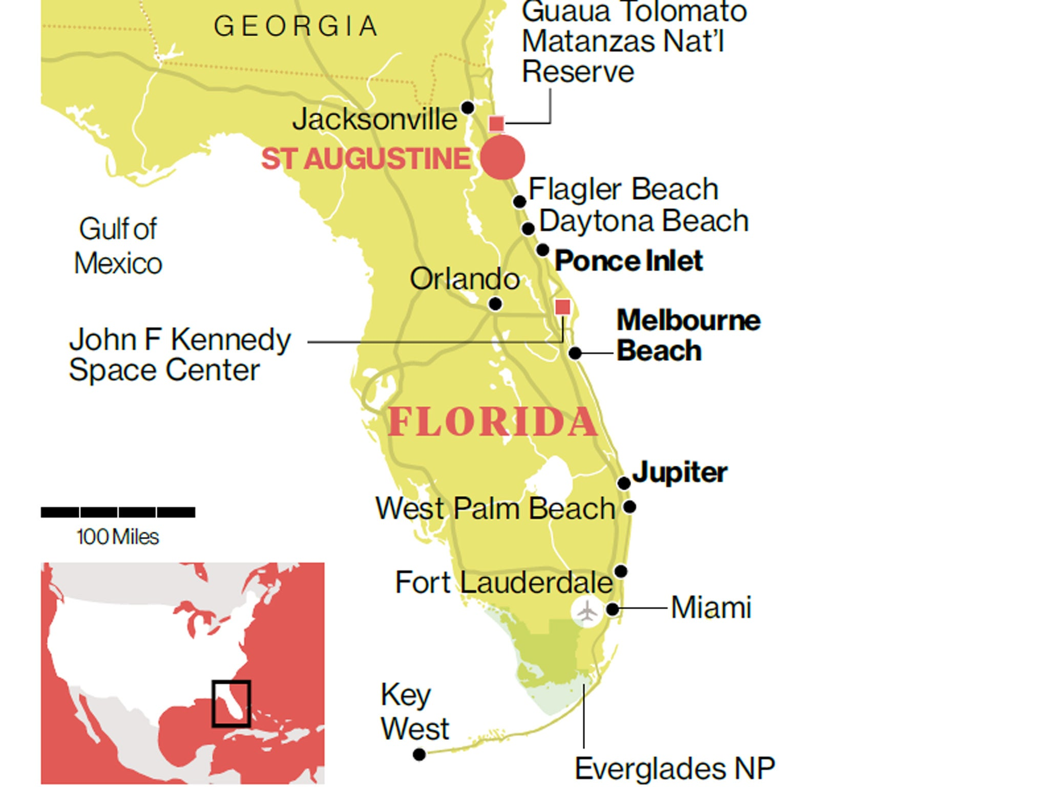 Florida as you've never seen it before | The Independent on tiger world map, intelligence world map, android world map, niantic intel map, java world map, tigress world map, fire emblem awakening world map, chrono trigger world map, inverse world map, eclipse world map, nestle world map,