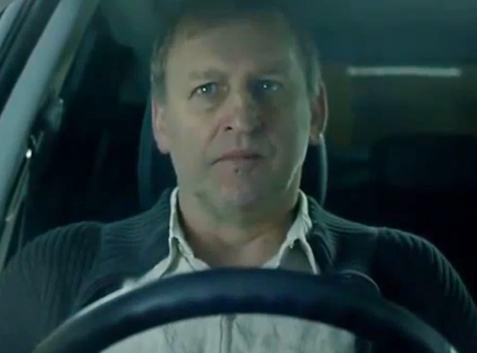 An image from Hyundai's viral ad