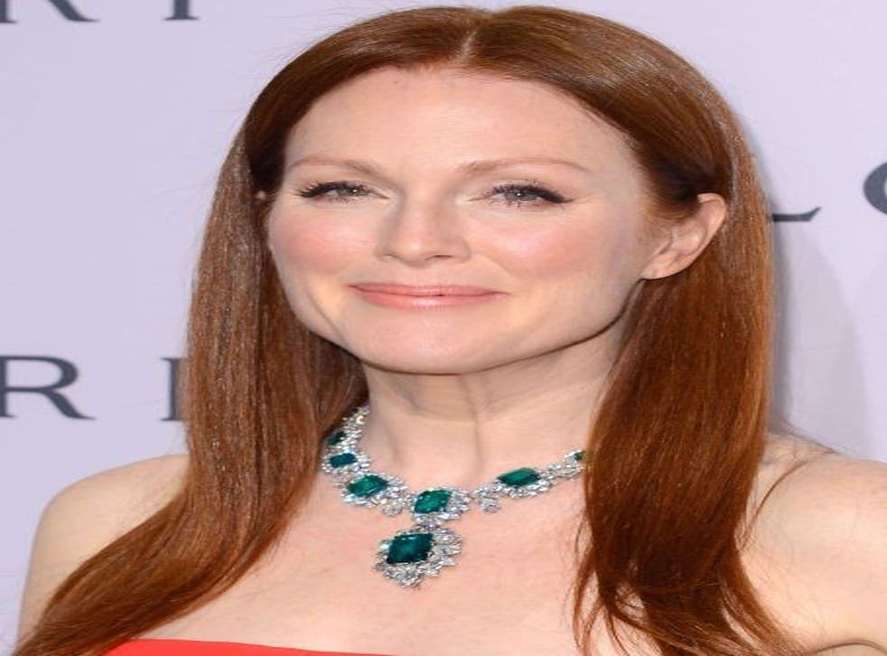 Julianne Moore is aboard for David Cronenberg's next movie, Maps to the Stars