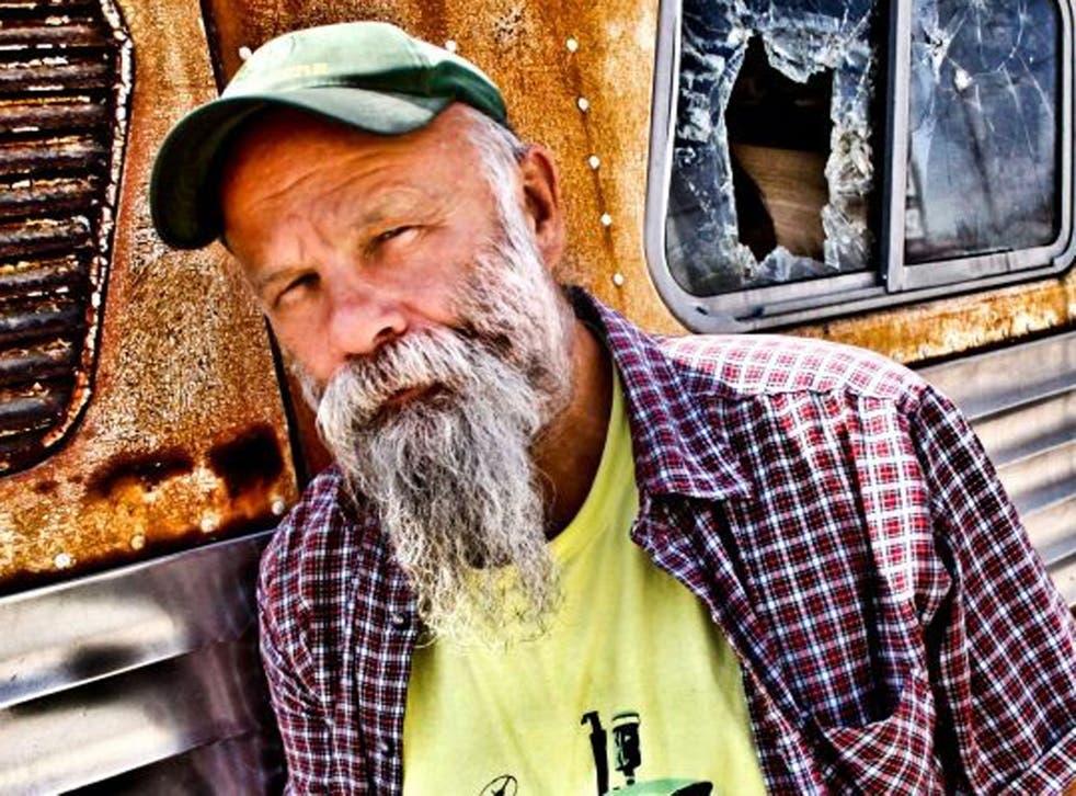 Beardyman: Seasick Steve