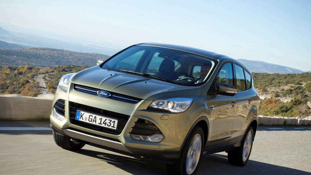Motoring review: Ford Kuga Titanium AWD
