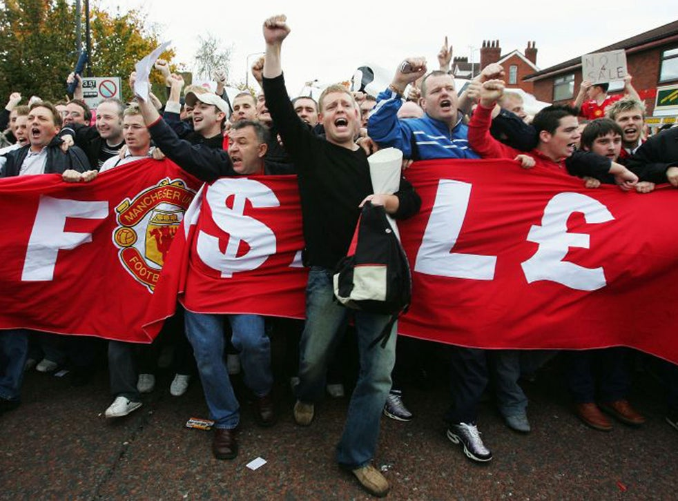 Glazers winning the battle for Manchester United's ...