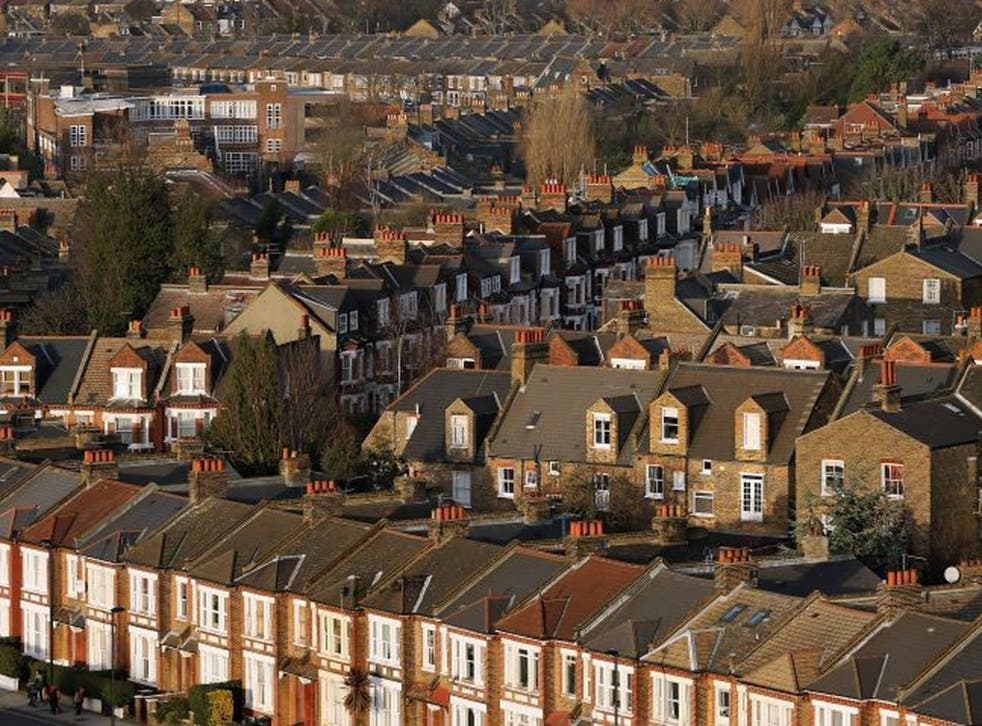 British houses are now less likely to be owned by the families living in them than a decade ago