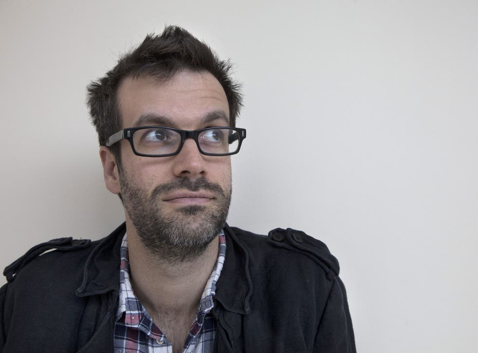 Marcus Brigstocke's new show, 'Je M'accuse - I am Marcus' lays his personal life bare