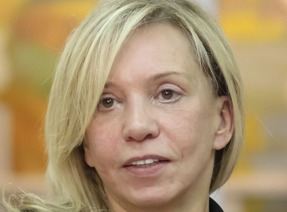 Elena Kotova's theory is that she she was judged to have been too successful in representing Russian interests