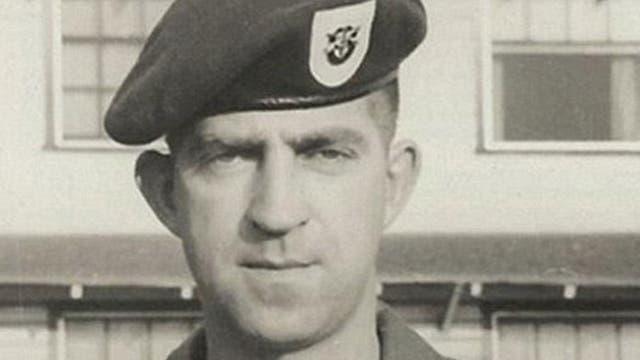 Sgt John Hartley Robertson – a former Green Beret shot down in Vietnam in 1968