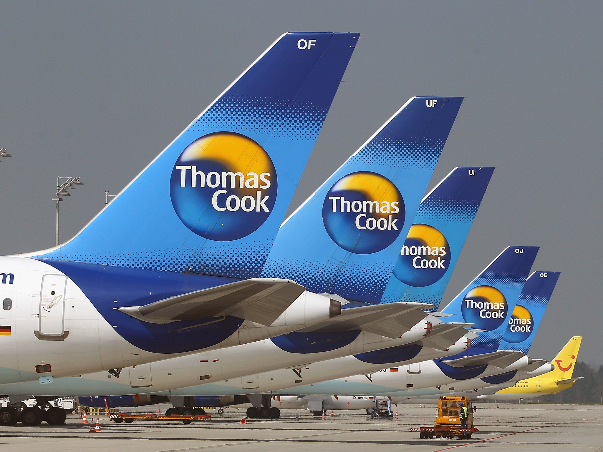 thomas cook shares tumble by 18% as terror fears hit booking