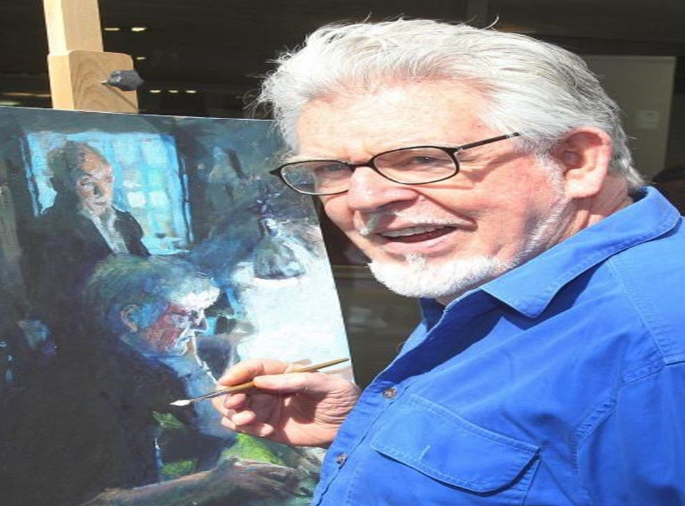 Rolf Harris was first held in November on suspicion of sexual offences by detectives from Operation Yewtree