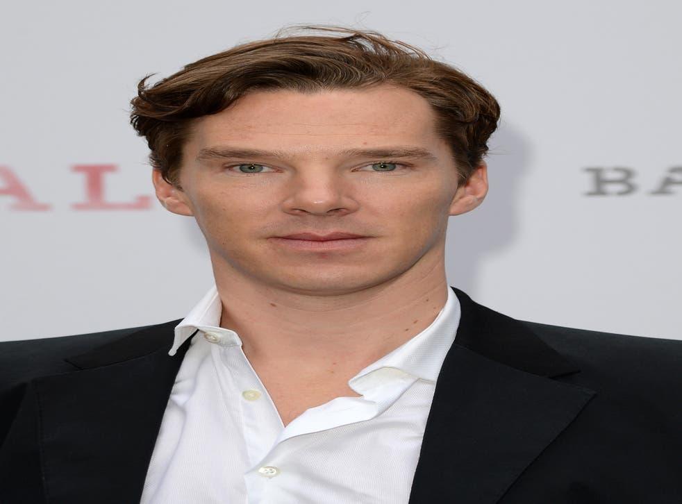 Benedict Cumberbatch found his Star Trek Into Darkness hairdo to be the biggest challenge