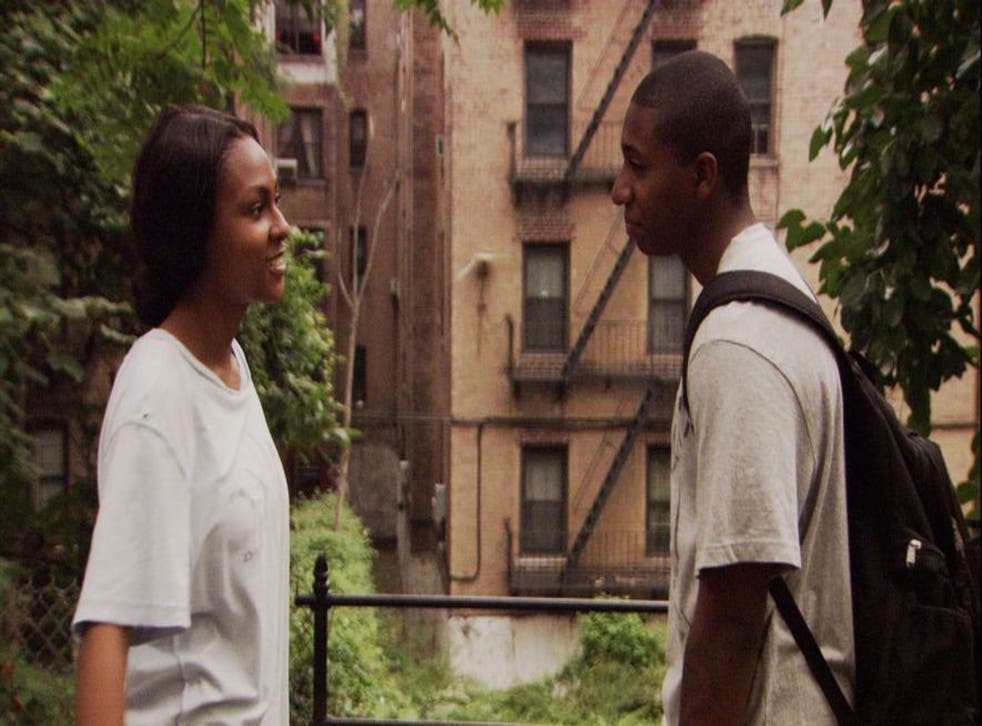 Broke but not beaten: Tashiana Washington and Ty Hickson star in the indie comedy 'Gimme the Loot'