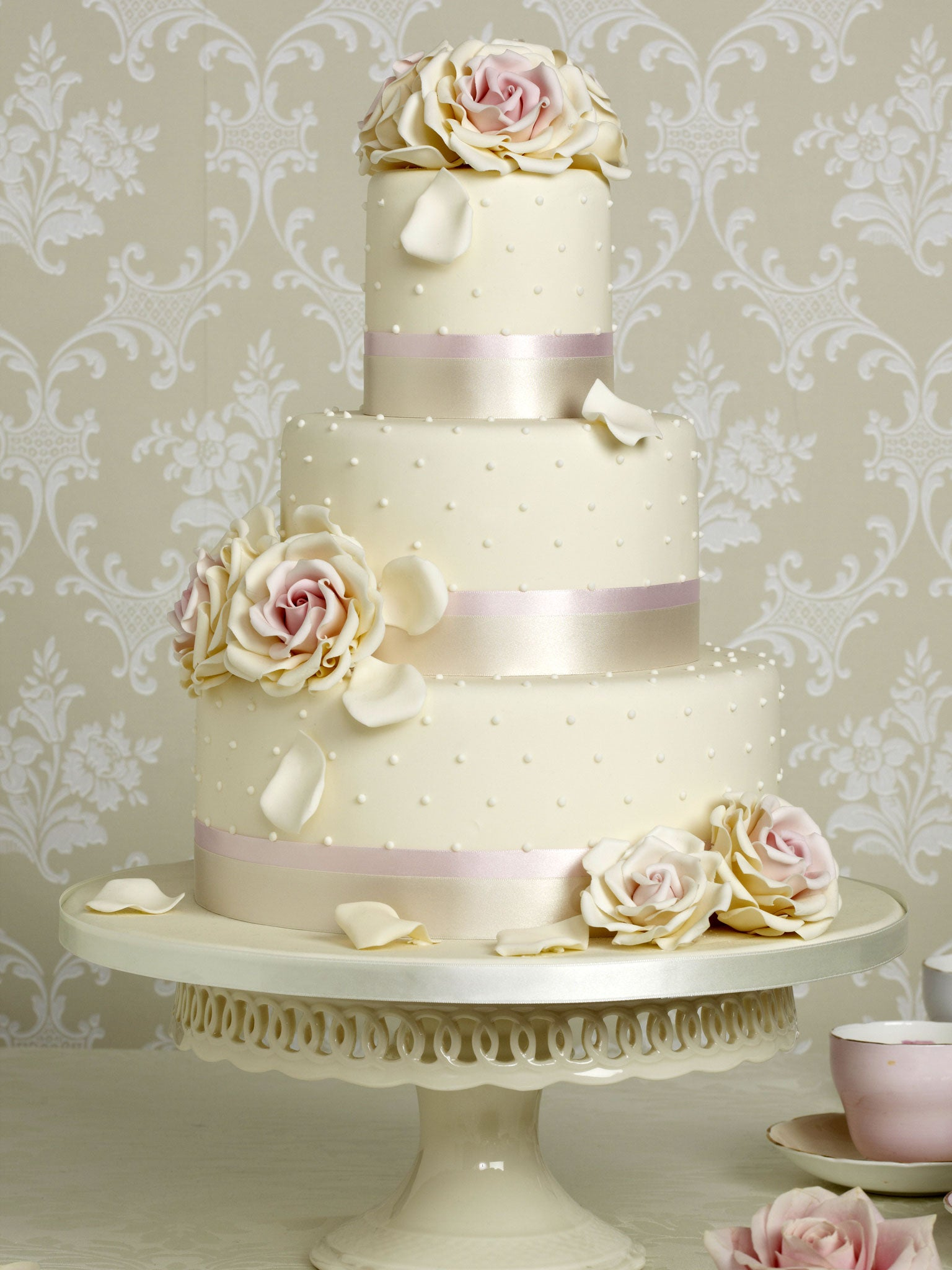 The 10 Best Wedding Cakes The Independent
