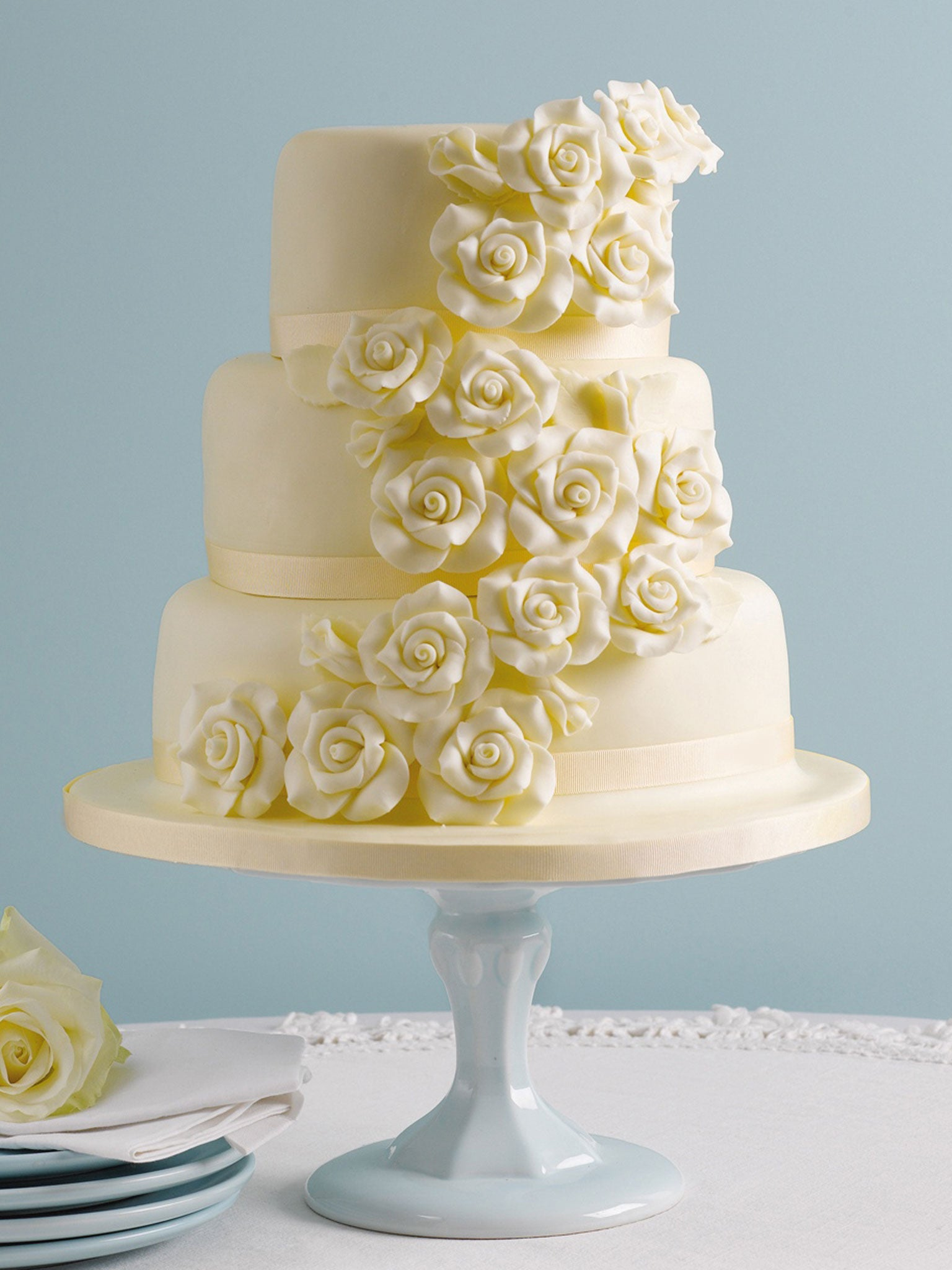 The 10 Best wedding cakes | The Independent