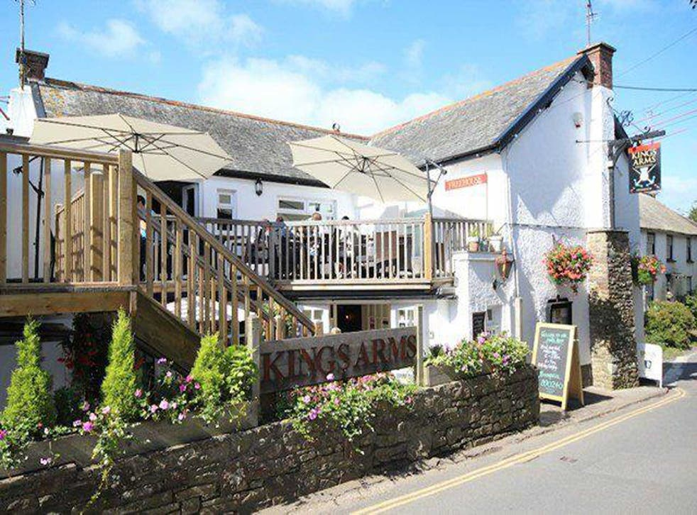 Eat, drink and be merry: The King's Arms