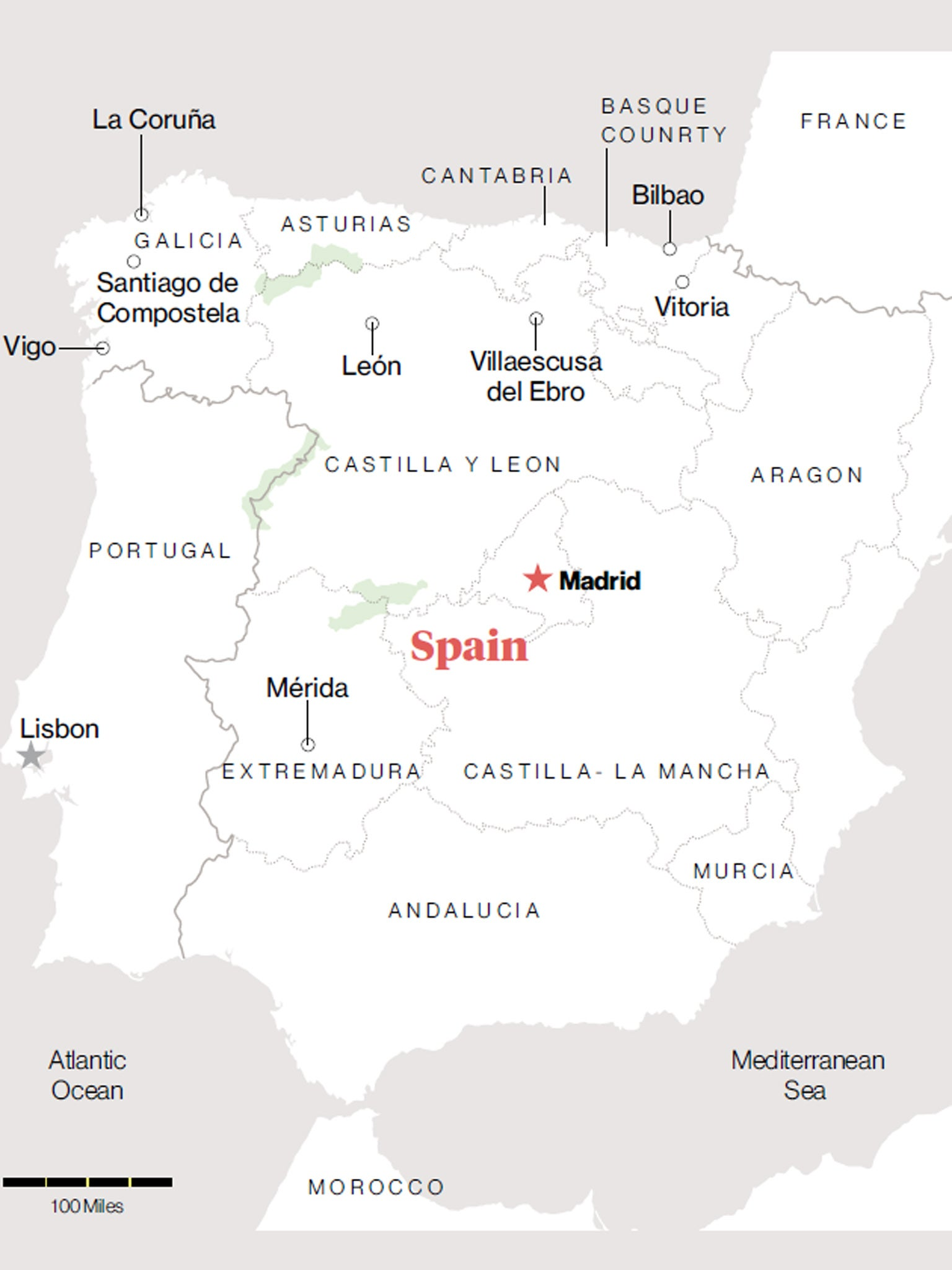 Secret Spain off the beaten track | The Independent