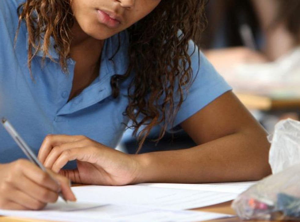 Under the shake-up GCSEs in England will adopt the new numerical system