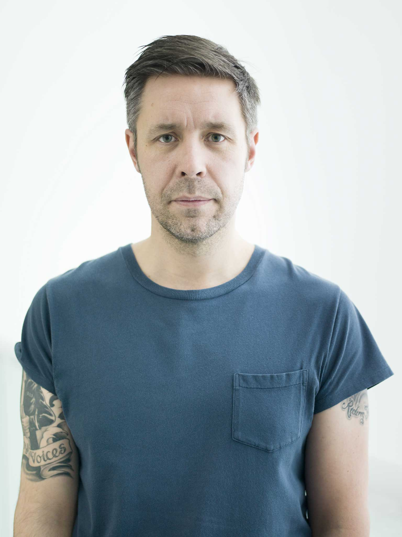 Light relief: How the volatile actor Paddy Considine came to terms with an  unusual ailment | The Independent