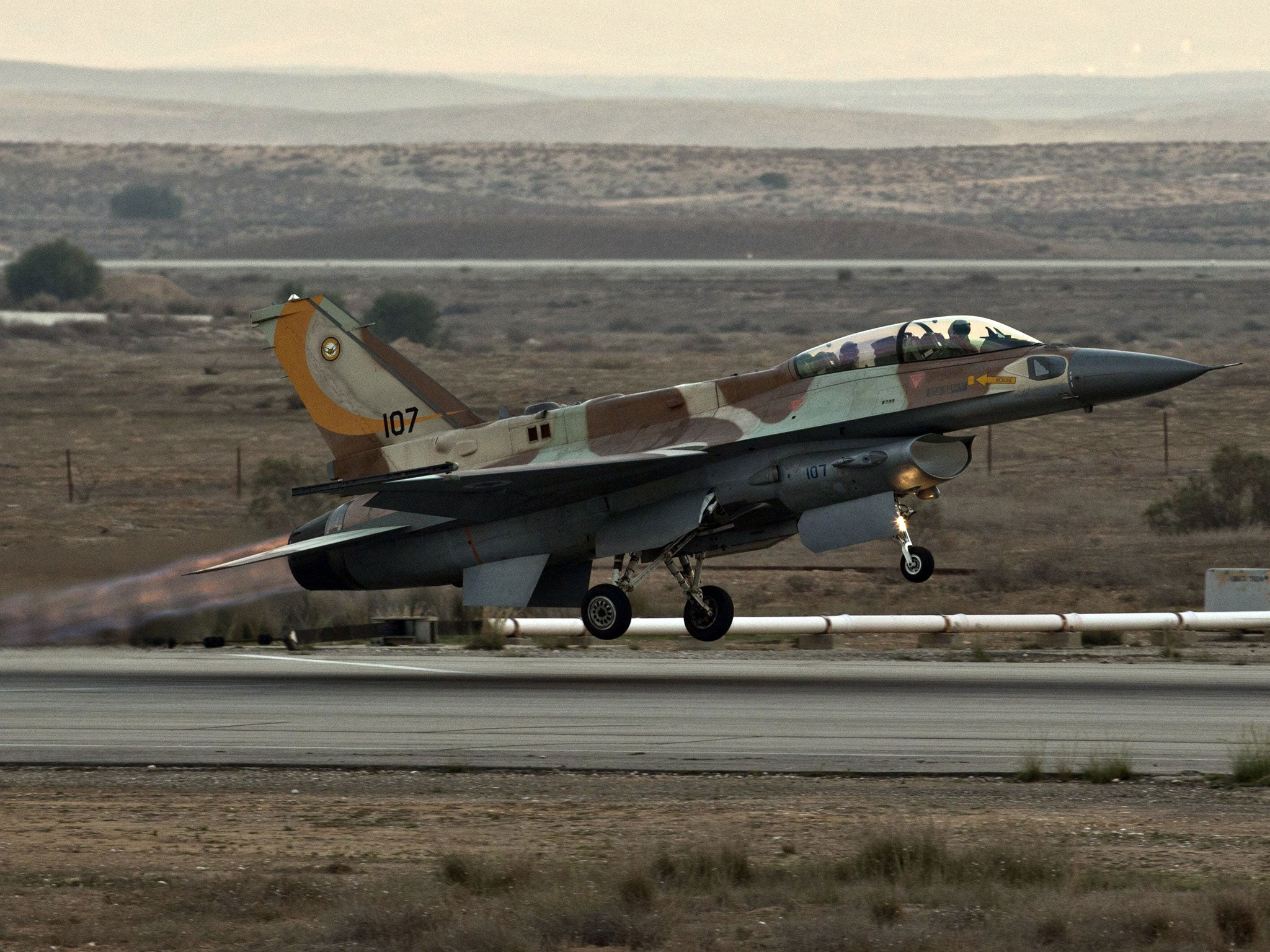 Israeli airstrike into Syria targeted 'game-changing weapons' bound for Lebanese militant group Hezbollah