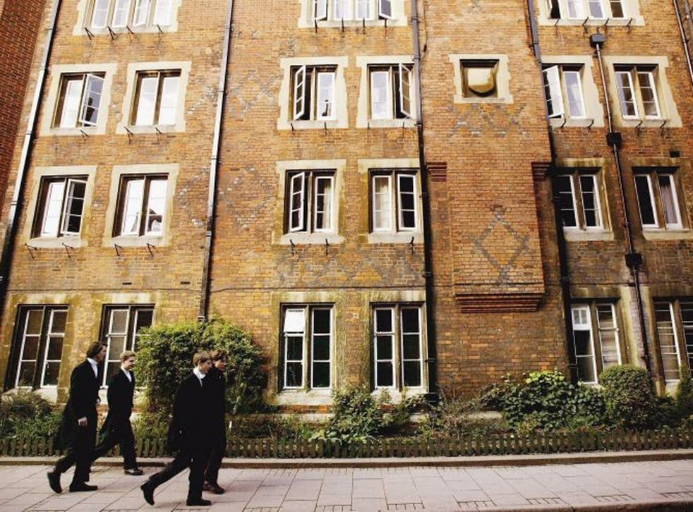 Even elite schools such as Eton have schemes to help less wealthy parents