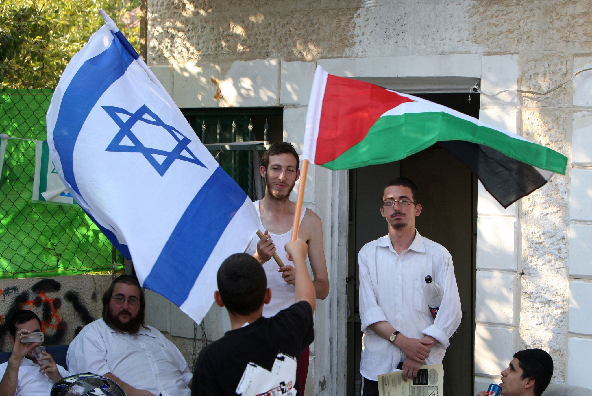 Palestinian statehood: True friends of Israel will vote yes for the