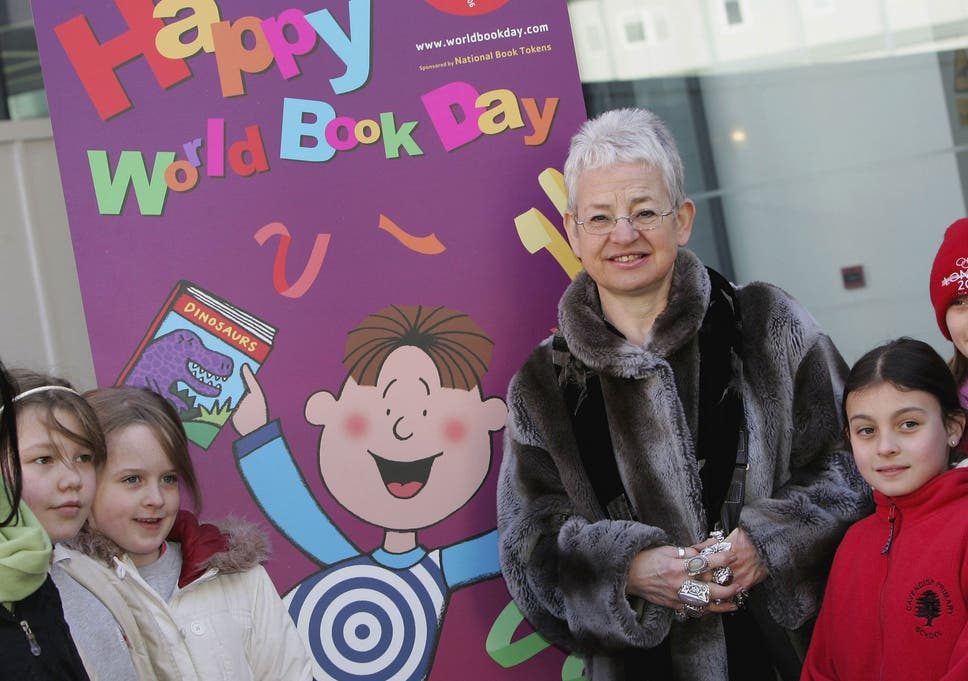Jacqueline Wilson: 'Spelling is not something that seems to be