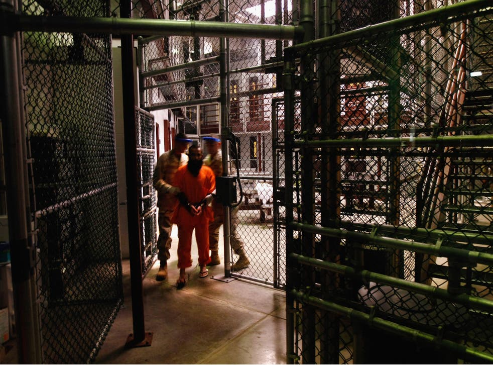 Guantánamo's hunger strikers are not those charged with terror offences but those who have been held for years without any charge