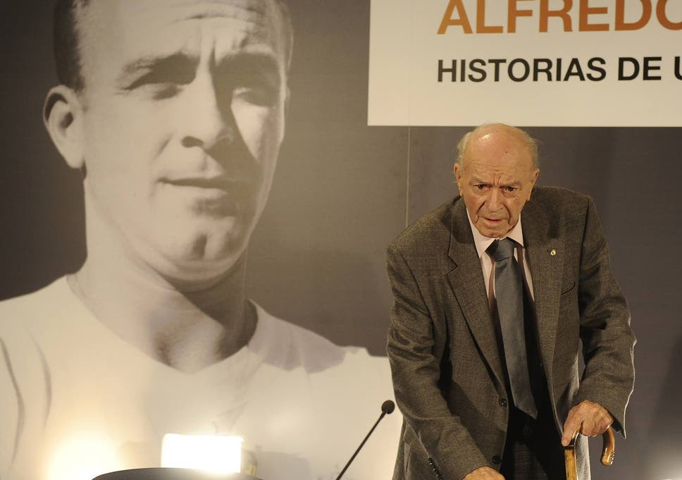 Children of Alfredo Di Stefano file injunction to stop Real Madrid