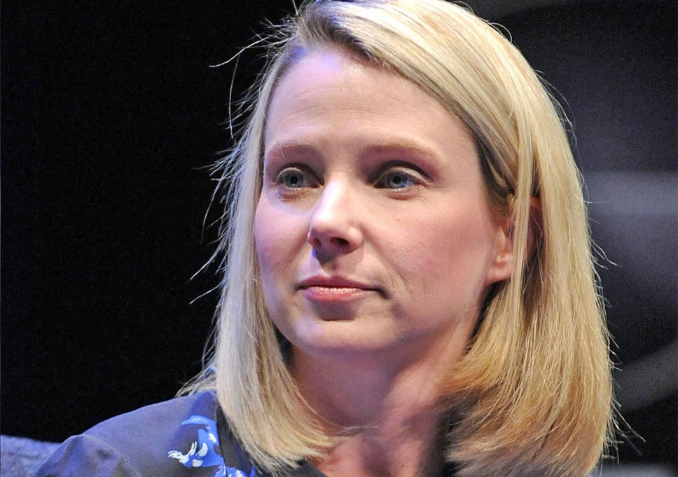461ebc655a4  You look attractive   Yahoo! CEO Marissa Mayer faces sexist comments at  shareholders  meeting