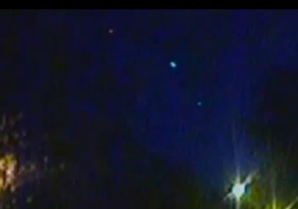 Video: Large green 'fireball' meteor seen shooting across