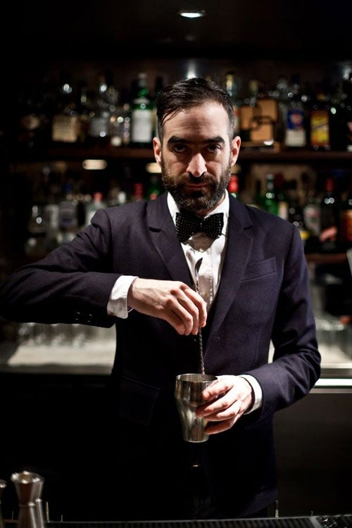 my life in food tony conigliaro mixologist the independent
