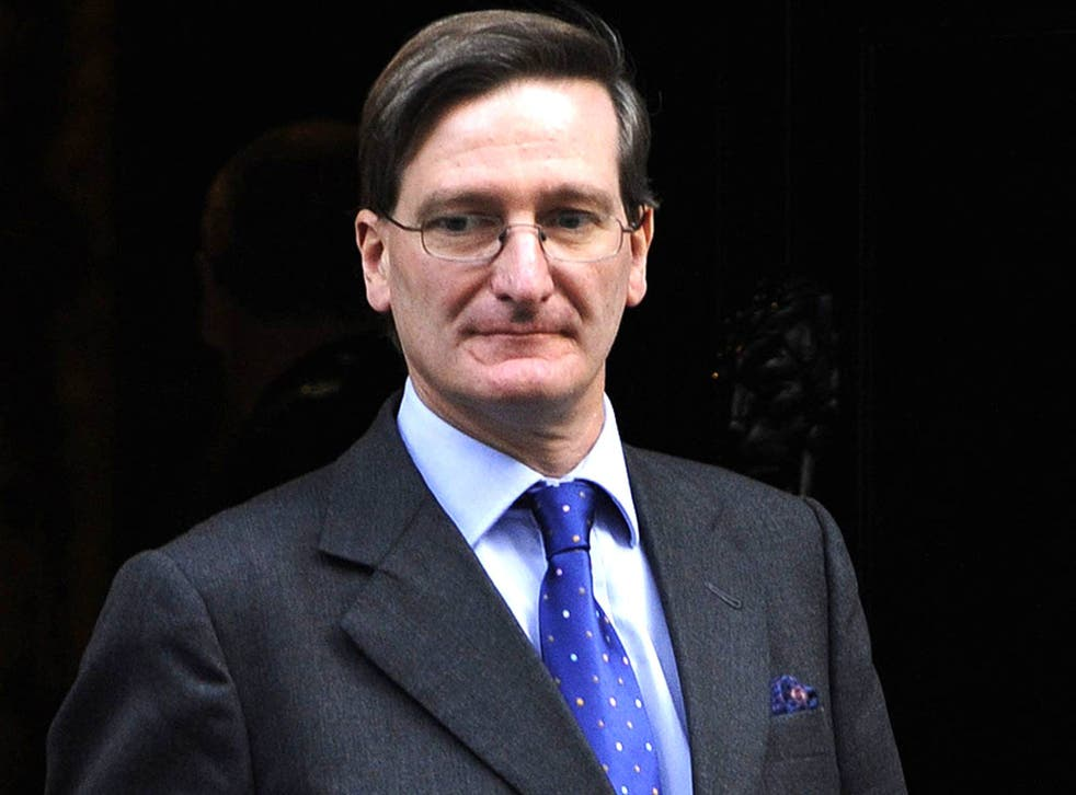 Dominic Grieve rubbished David Cameron's plans for a British 'bill of rights'