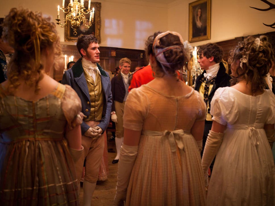 TV review: Pride and Prejudice, Having a Ball - Miss Austen, shall ...