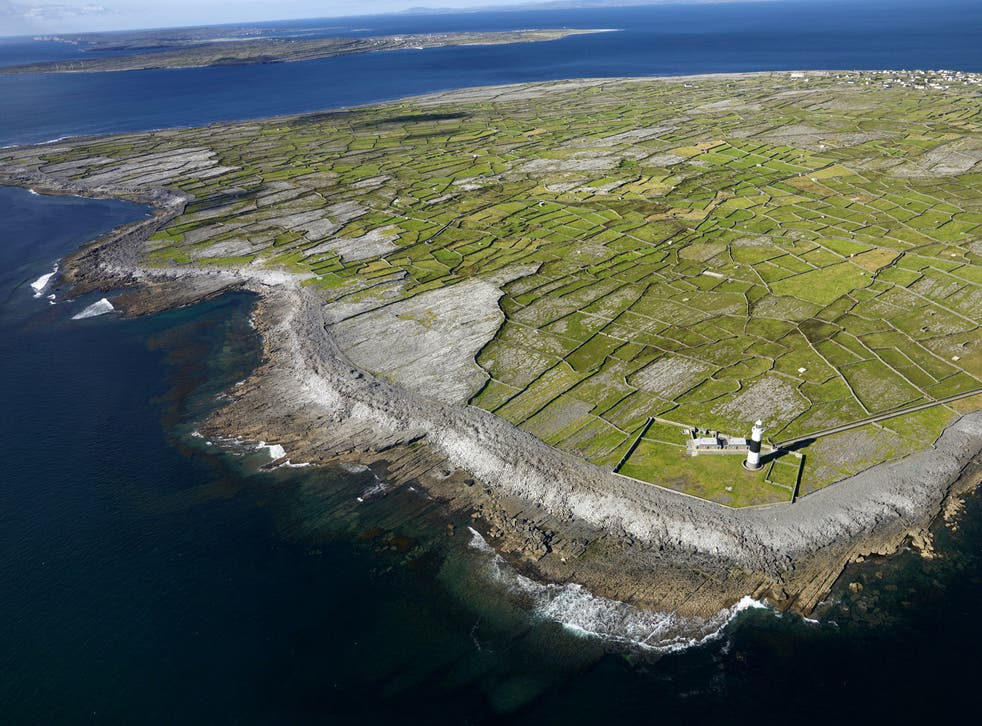 The 250 permanent residents of Inis Oirr are used to a slow pace of life