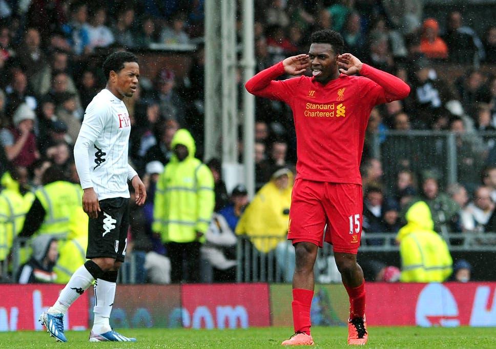 Liverpool Striker Daniel Sturridge Says I Love The Banter After