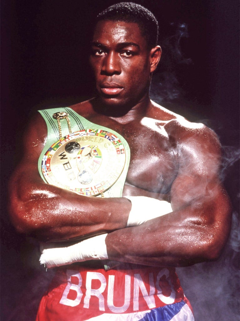 Bunce On Boxing Why Frank Bruno And Other Champs Owe Ring