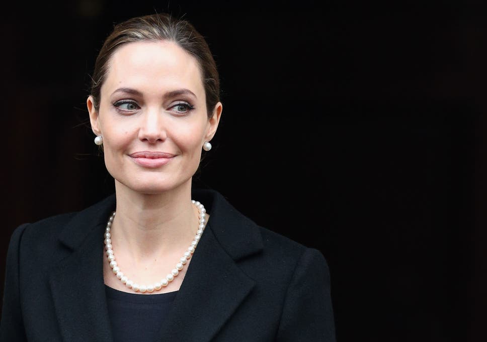 Angelina Jolie underwent a double mastectomy after finding she had an 87 per cent chance of developing breast cancer