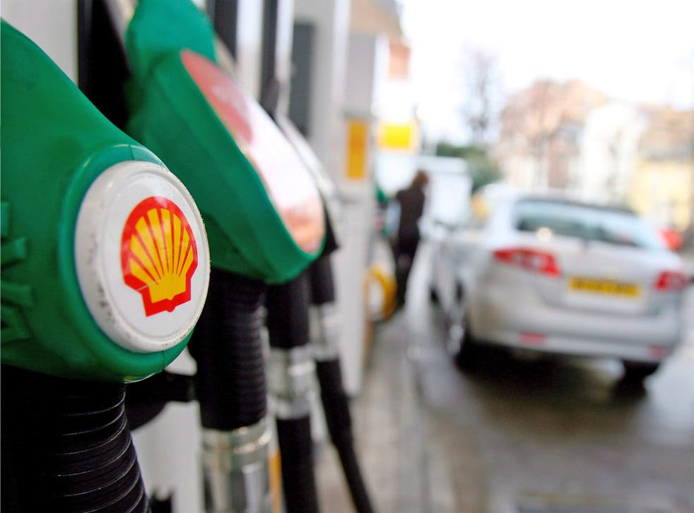 A petrol pump price war  saw 4.9p cut from a litre of fuel