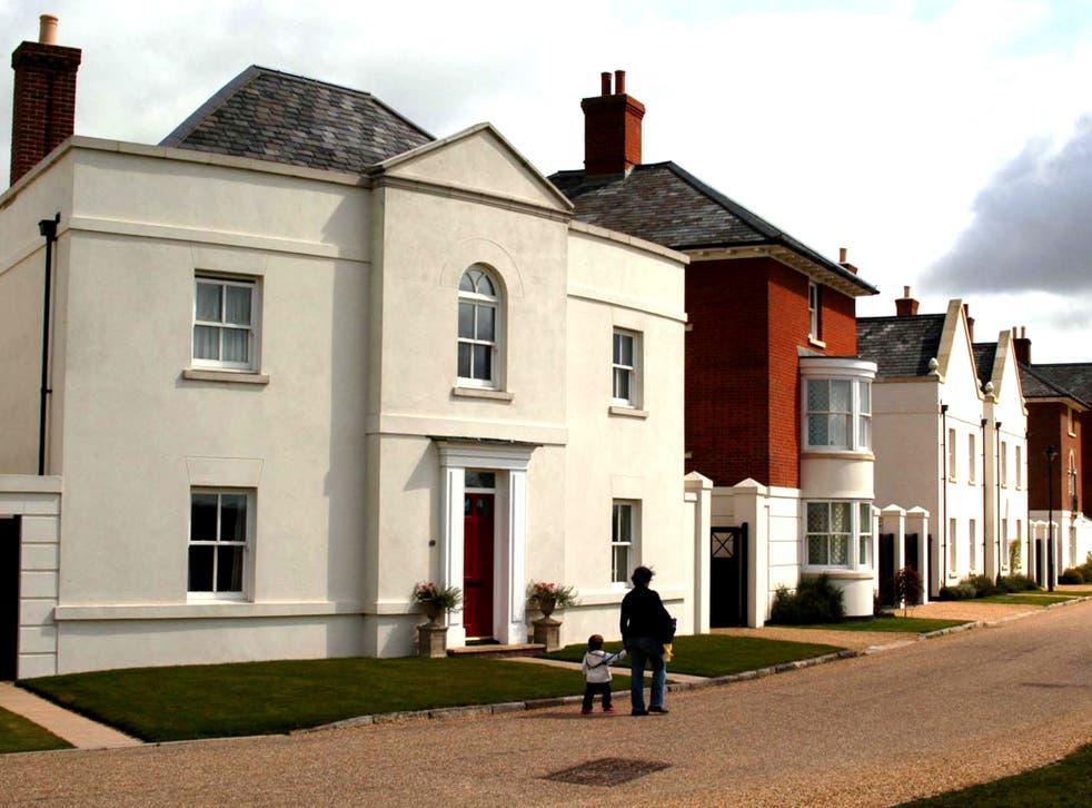 Prince Charles's Poundbury village in Dorset