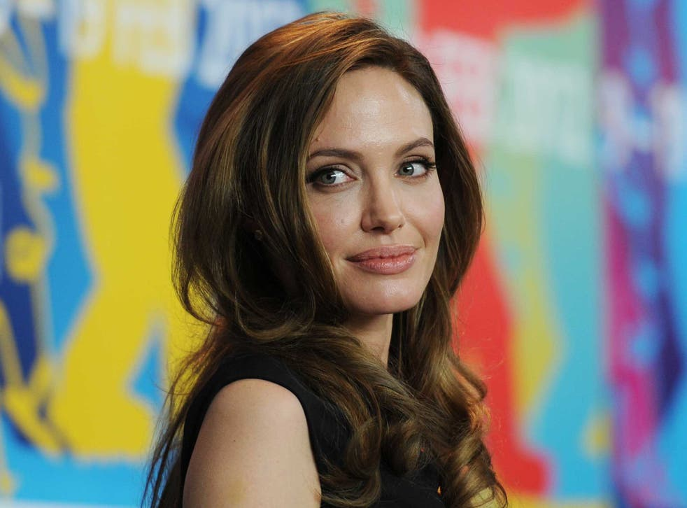 Angelina Jolie went back to work just four days after her double mastectomy
