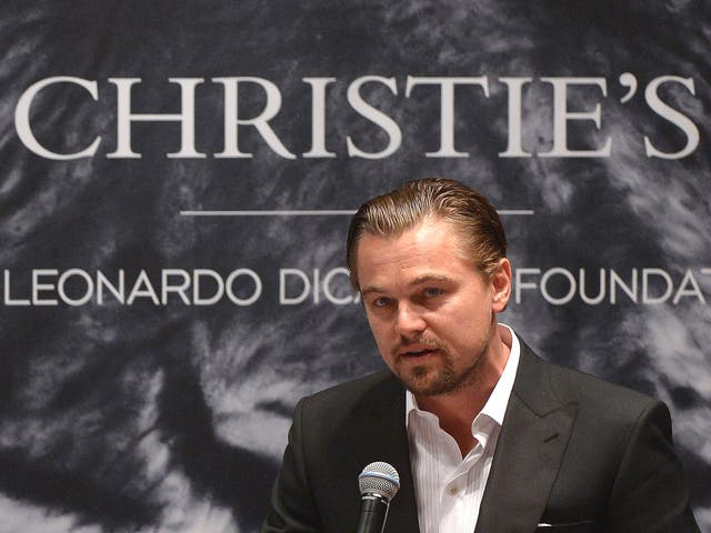 Leonardo DiCaprio raised $38.8m for his Foundation