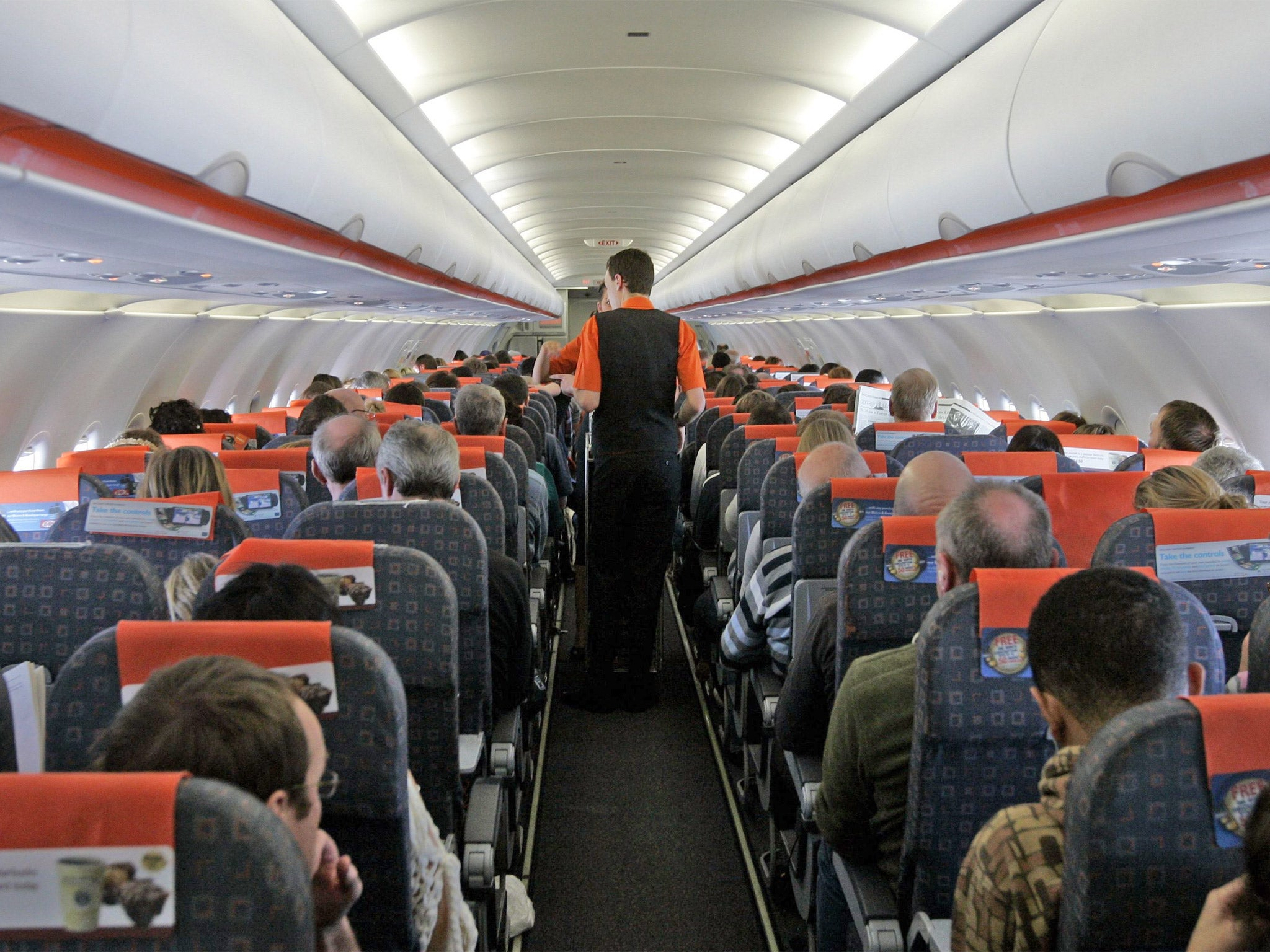 Easyjet Asks Passengers To Slim Down Carry On Bags The