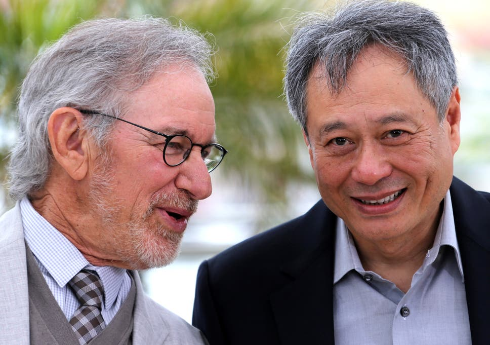 The Cannes Festival Diary Steven Spielberg And Ang Lee Are Full Of