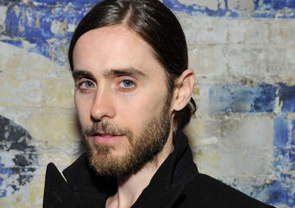 Cultural Life Jared Leto Actor And Musician The Independent