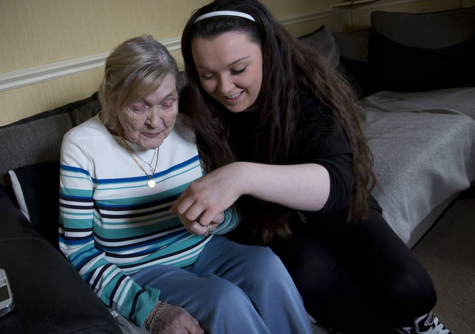 Unpaid carers will be asked to repay up to £50,000 in
